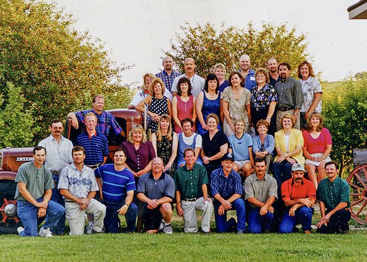 Class of Filer 1980 in 2000
