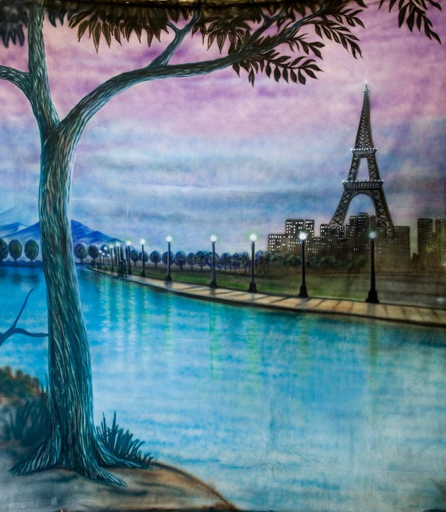 An image of one of our numerous prom and event backgrounds.
