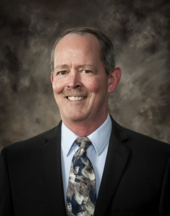 Business head shot of Jeff Climer.