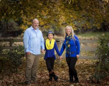 The right family photo outfits will really improve your portraits.